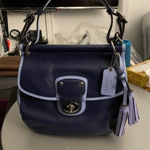 Coach Legacy Willis Convertible Crossbody